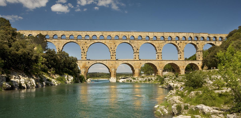 Le pont du gard office de tourisme et des congr s de n mes - Office de tourisme du pont du gard ...
