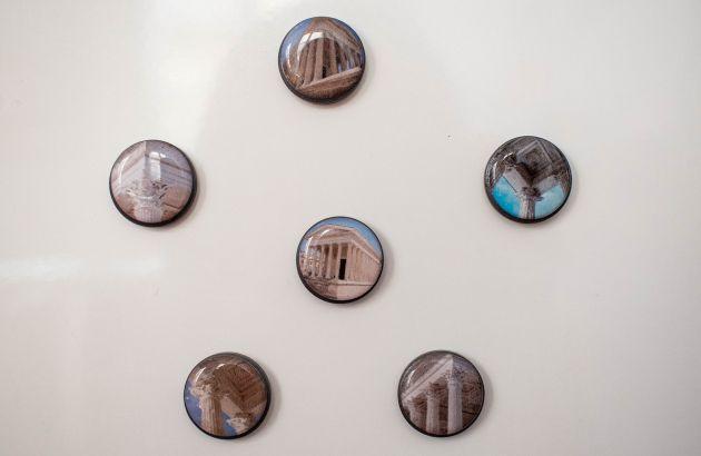 Berlingot mini magnets