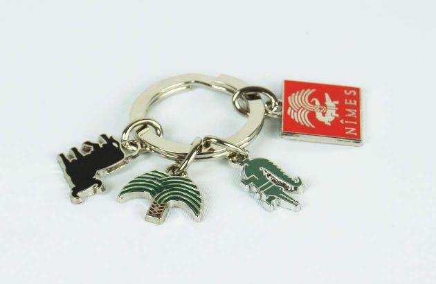 Porte-clés breloques