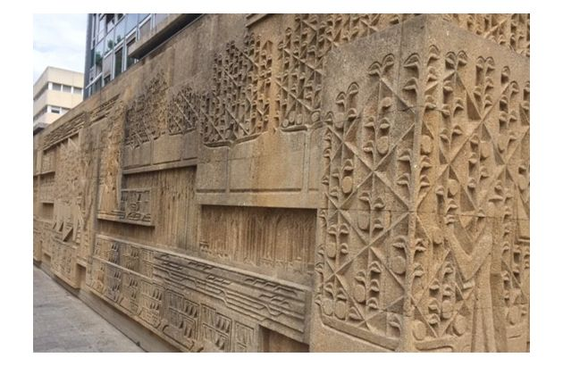 Visite Architecture et sculpture