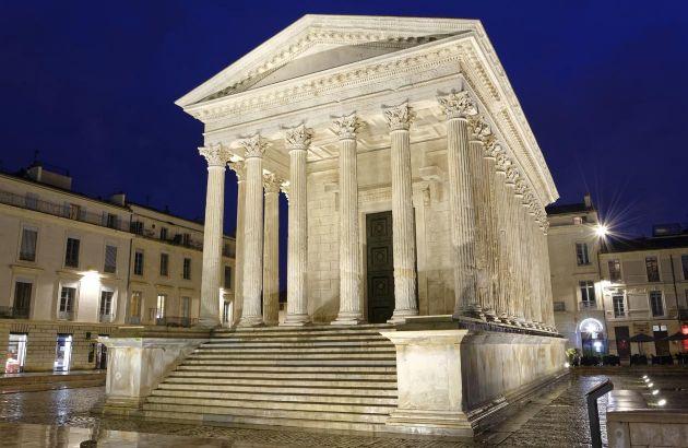 Visite Nîmes, capitale du monde