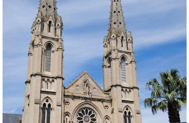 Visite Eglise Saint Baudile