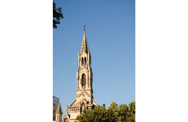 Visite Eglise Sainte Perpétue