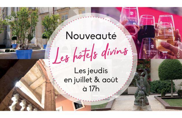 Visite Les Hôtels Divins