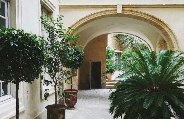 Visite Les Hôtels Particuliers