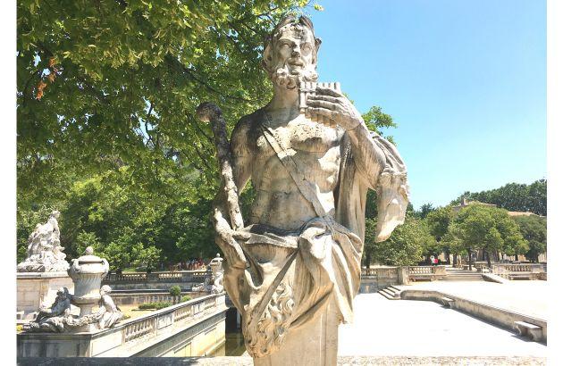 Visite Nîmes en musique