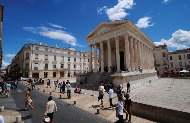 Visite Nîmes romaine