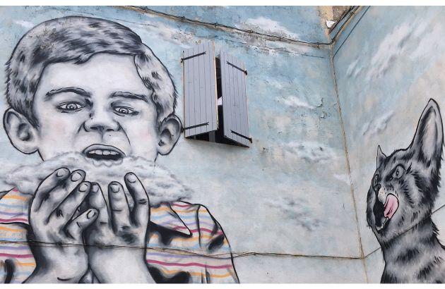 Visite Street Art