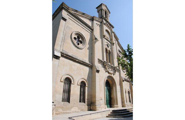 Visite Le Temple de l'Oratoire
