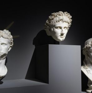 « L'Empereur romain, un mortel parmi les dieux »