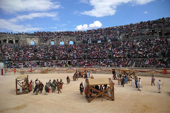 The Great Roman Games
